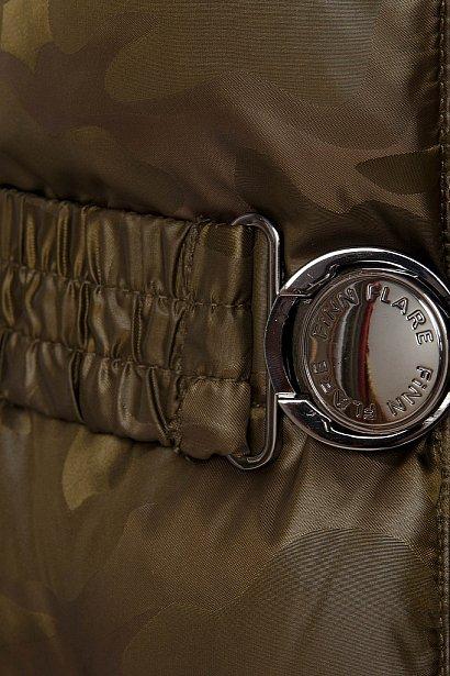 Полупальто для девочки, Модель KA18-71006, Фото №6