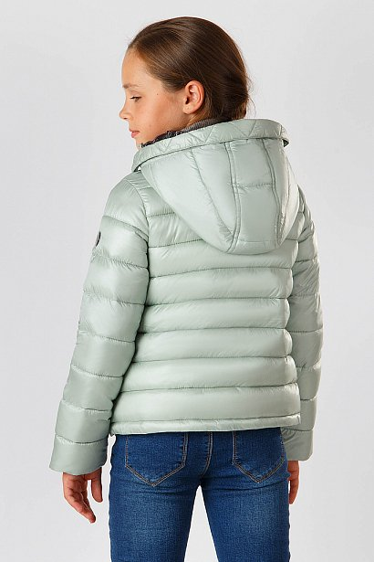 Куртка для девочки, Модель KA18-71027, Фото №4
