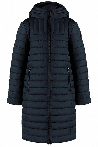 Пальто для девочки, Модель KA19-71008, Фото №6