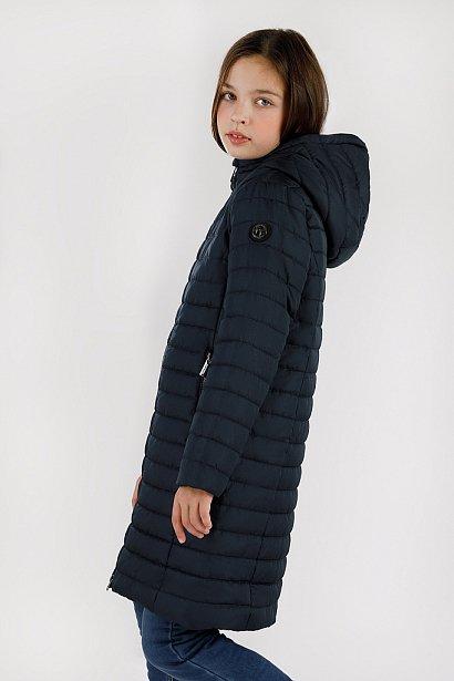 Пальто для девочки, Модель KA19-71008, Фото №3