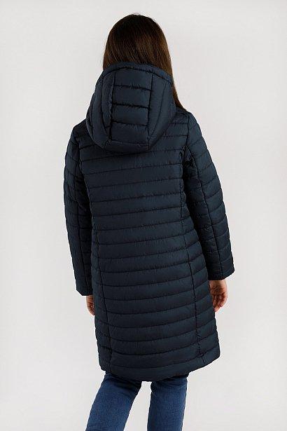 Пальто для девочки, Модель KA19-71008, Фото №4