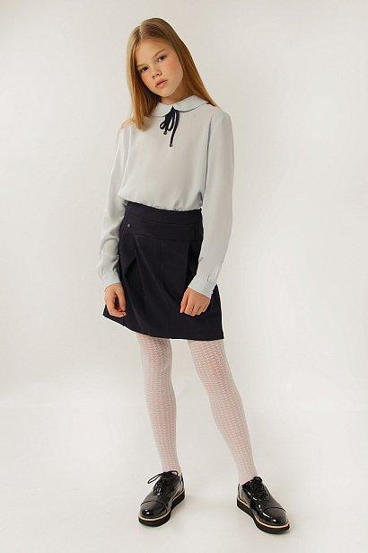 Блузка для девочки, Модель KA19-76002R, Фото №2