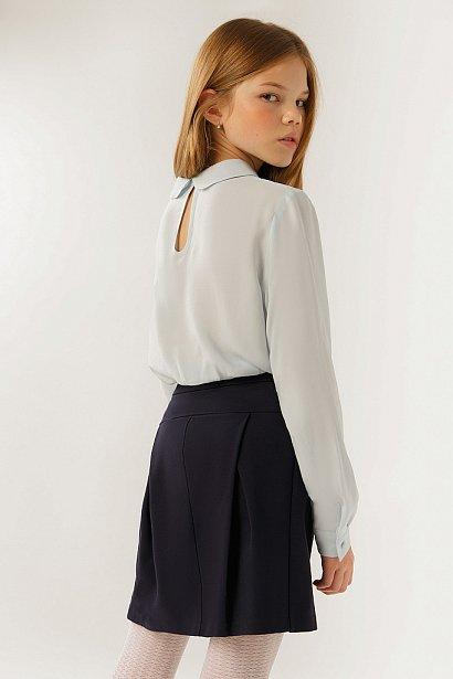 Блузка для девочки, Модель KA19-76002R, Фото №4