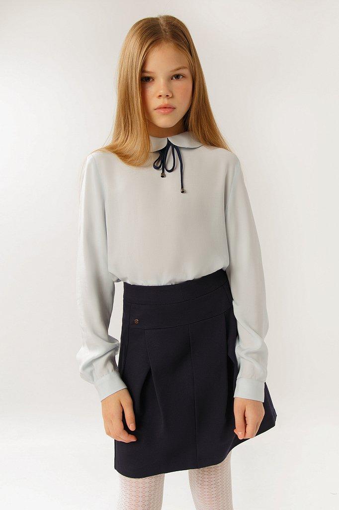 Блузка для девочки, Модель KA19-76002R, Фото №3