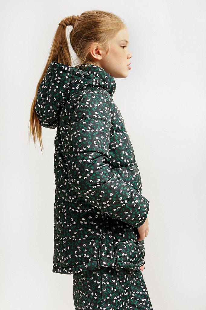 Куртка для девочки, Модель KA19-71003, Фото №3
