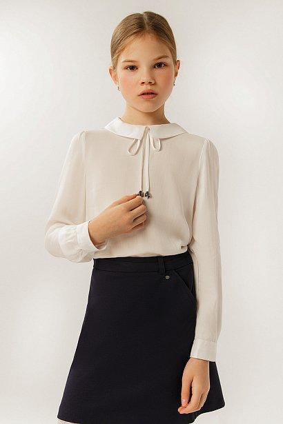 Блузка для девочки, Модель KA19-76001, Фото №1