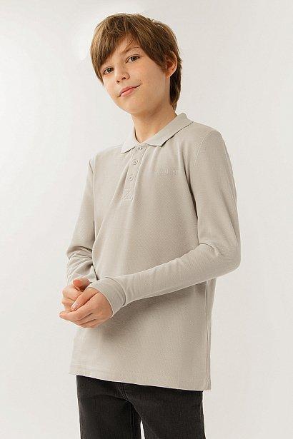 Верхняя сорочка для мальчика, Модель KA19-86006, Фото №2