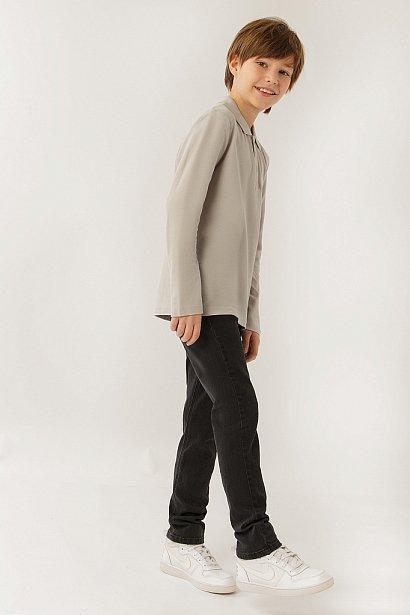 Верхняя сорочка для мальчика, Модель KA19-86006, Фото №3