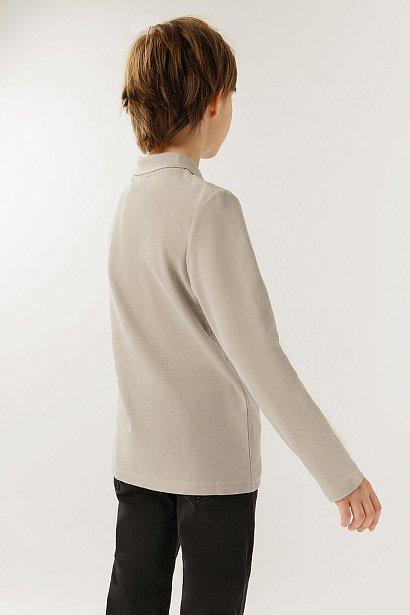 Верхняя сорочка для мальчика, Модель KA19-86006, Фото №5