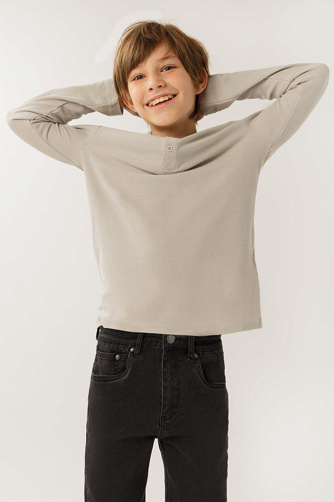 Верхняя сорочка для мальчика, Модель KA19-86006, Фото №1