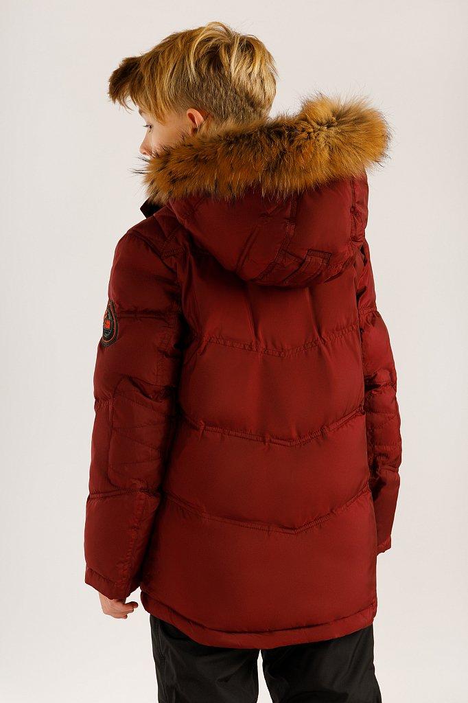 Куртка для мальчика, Модель KA19-81006, Фото №4