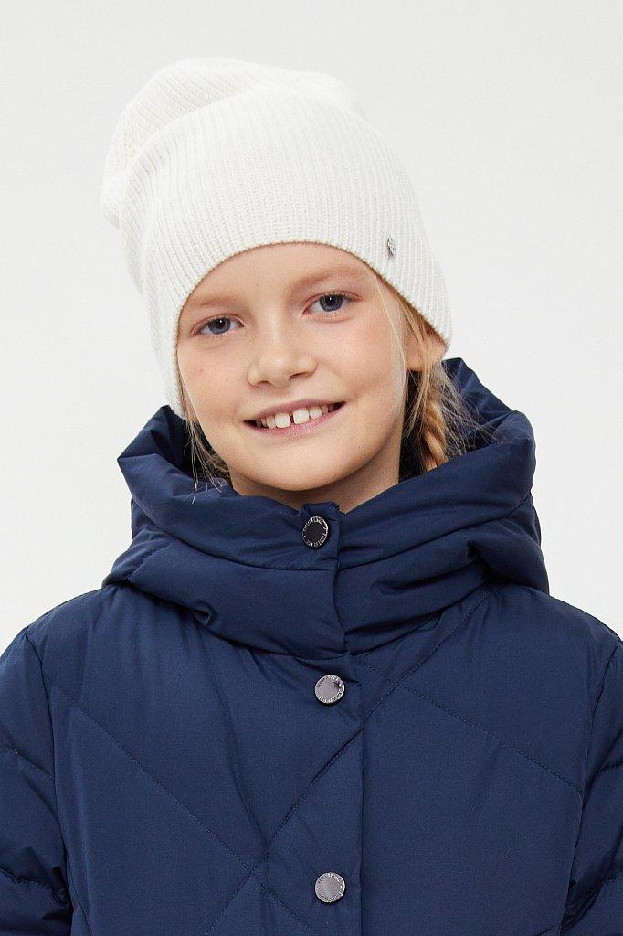 Пальто для девочки, Модель KA20-71001, Фото №5