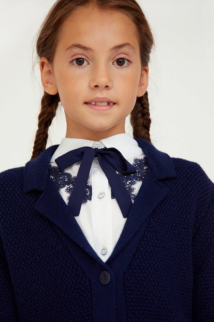 Жакет для девочки, Модель KA20-76101, Фото №5