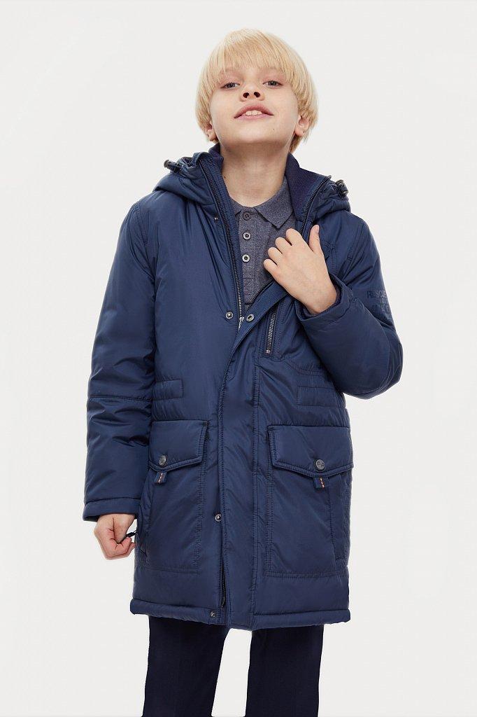 Пальто для мальчика, Модель KA20-81001, Фото №2