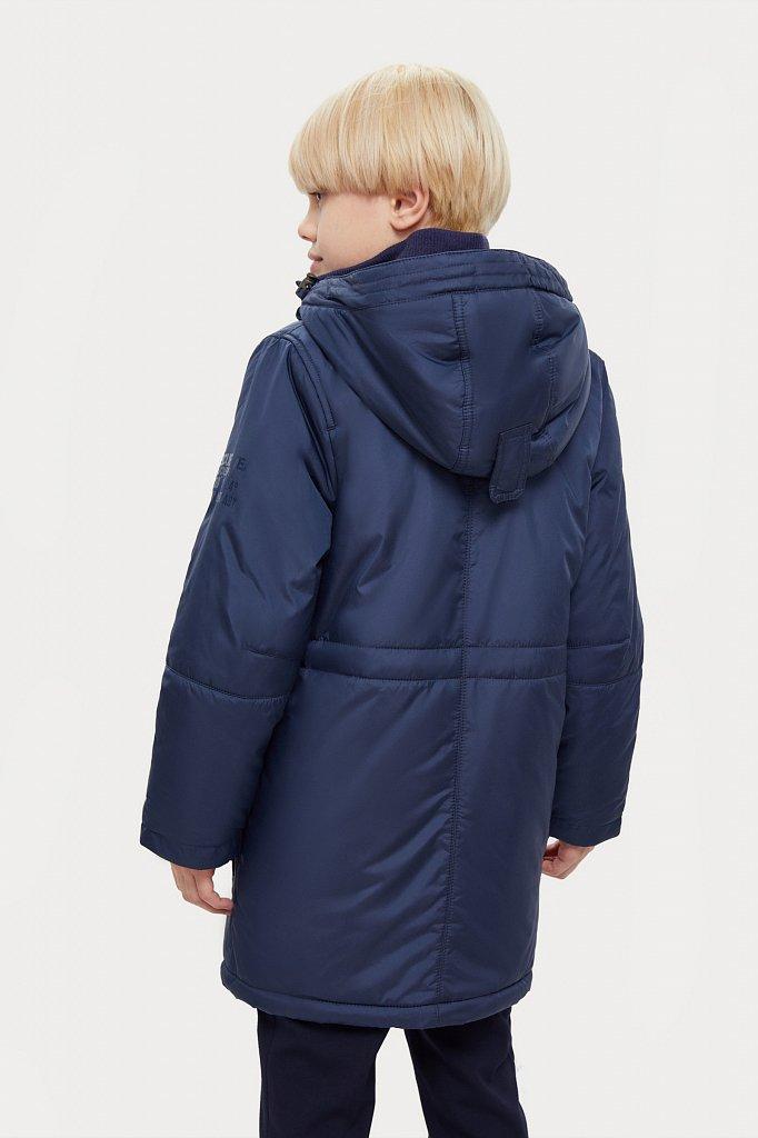 Пальто для мальчика, Модель KA20-81001, Фото №4