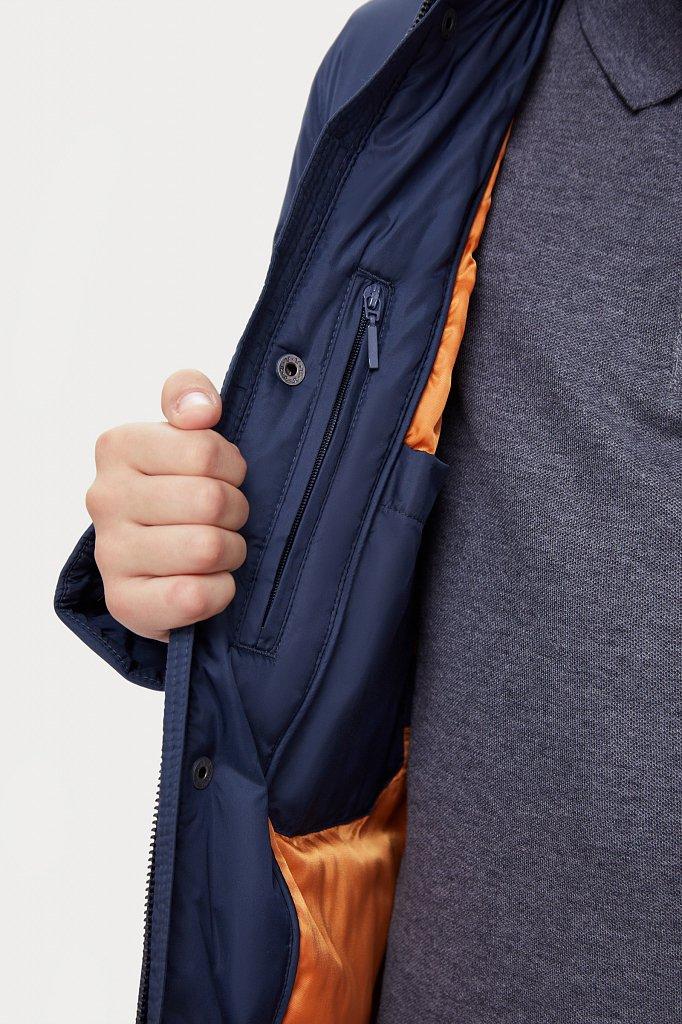 Пальто для мальчика, Модель KA20-81001, Фото №5