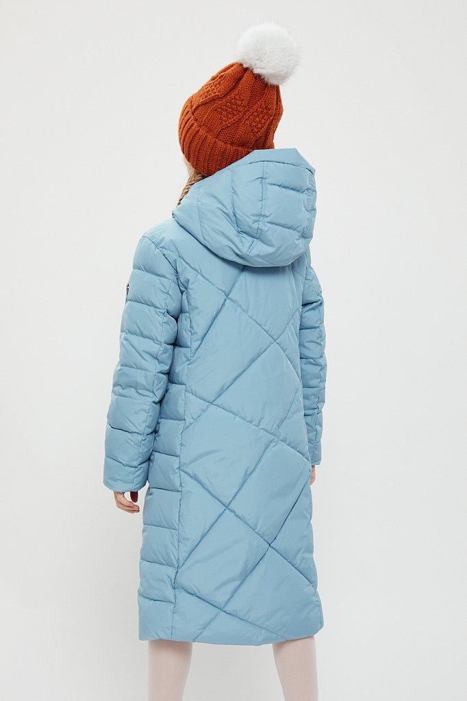 Пальто для девочки, Модель KA20-71001, Фото №4