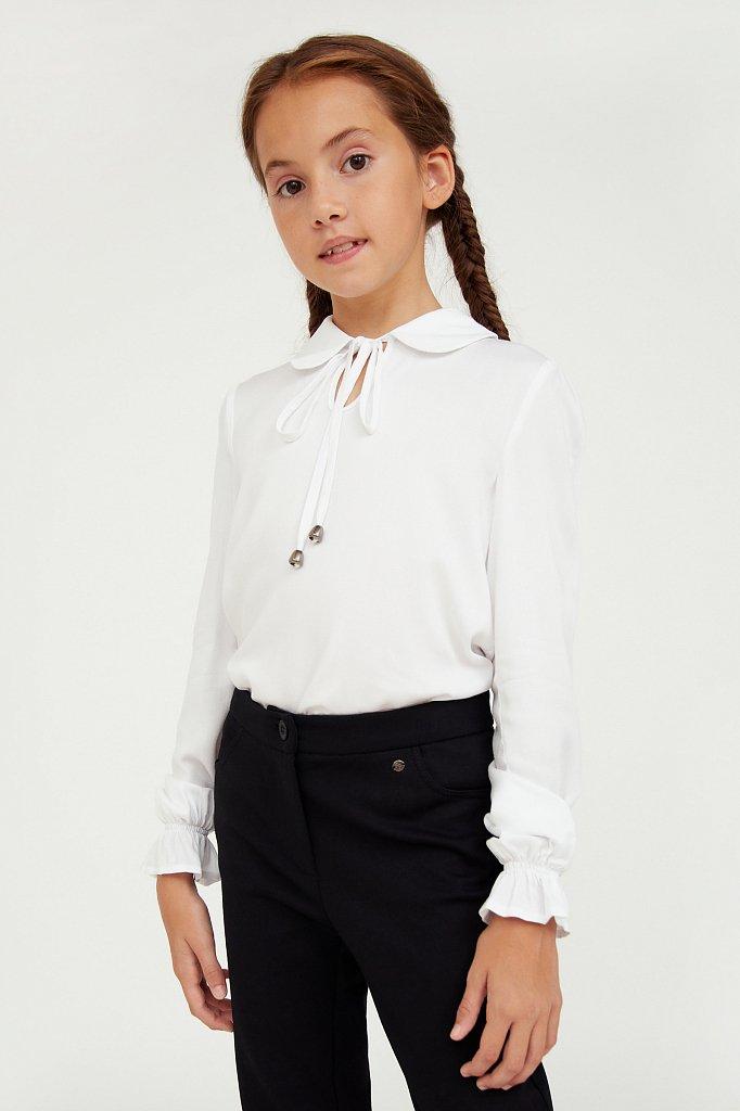 Блузка для девочки, Модель KA20-76001, Фото №1