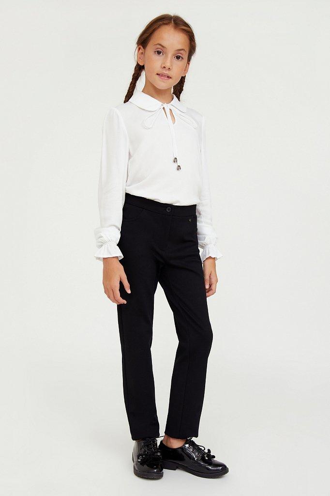 Блузка для девочки, Модель KA20-76001, Фото №2