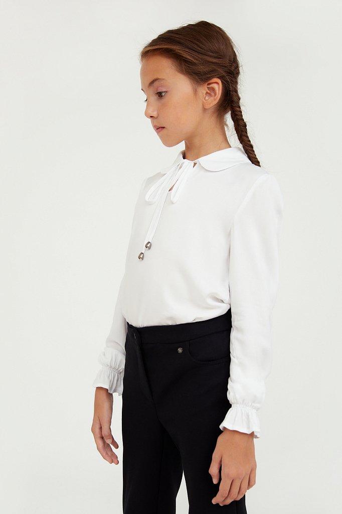 Блузка для девочки, Модель KA20-76001, Фото №3