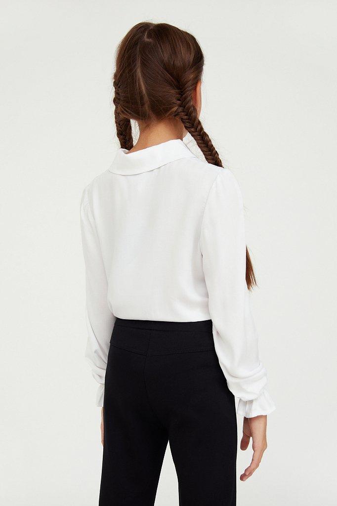 Блузка для девочки, Модель KA20-76001, Фото №4