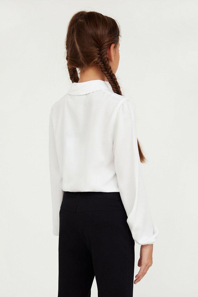 Блузка для девочки, Модель KA20-76002, Фото №4