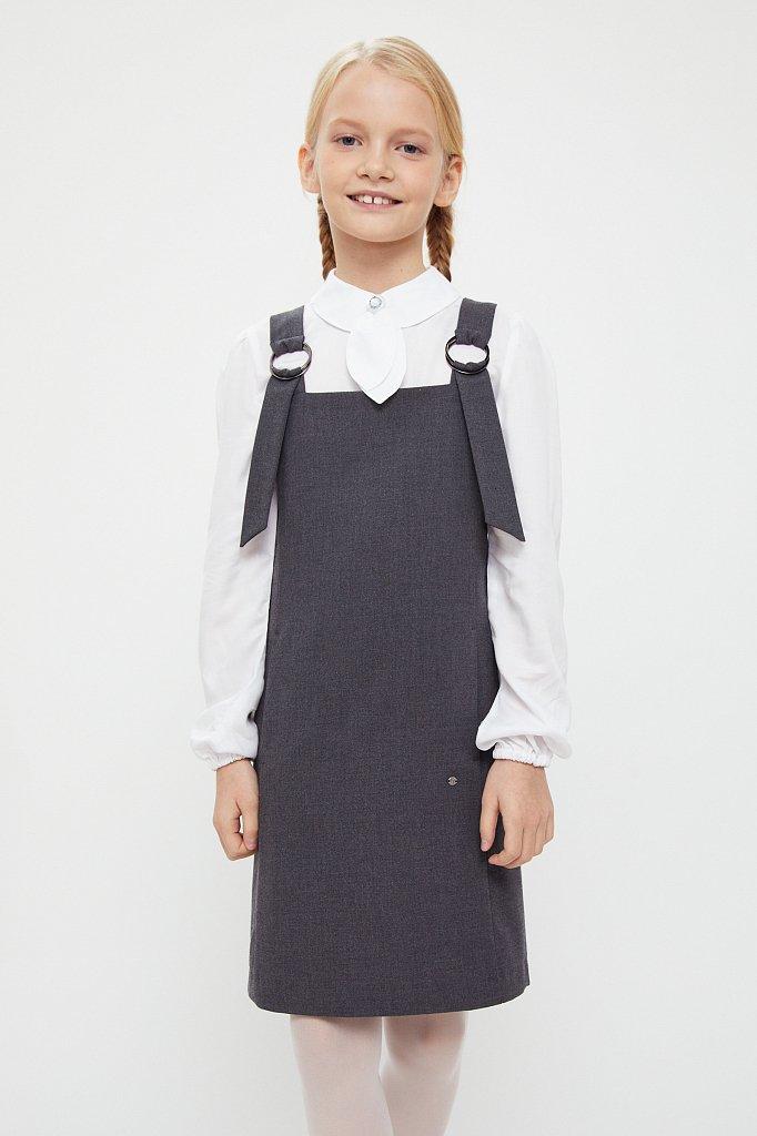 Платье для девочки, Модель KA20-76007R, Фото №1