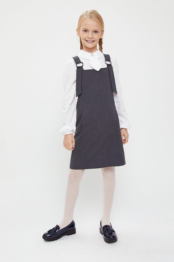 Платье для девочки, Модель KA20-76007R, Фото №2