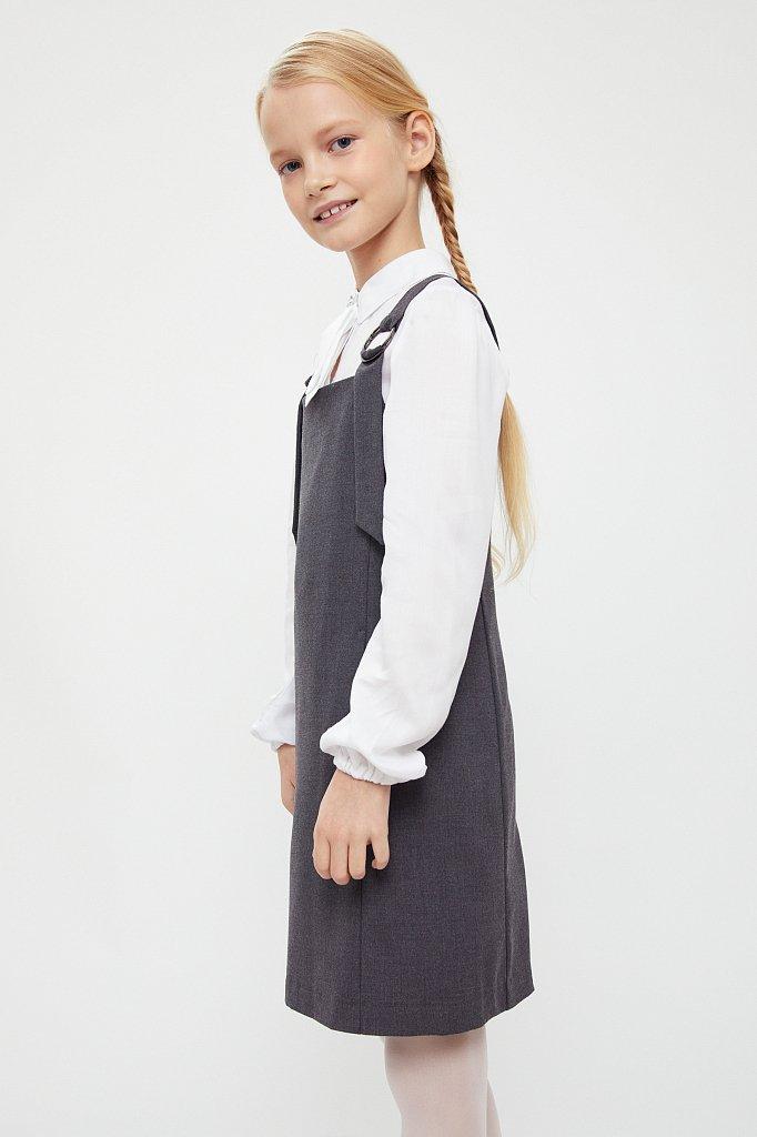 Платье для девочки, Модель KA20-76007R, Фото №3