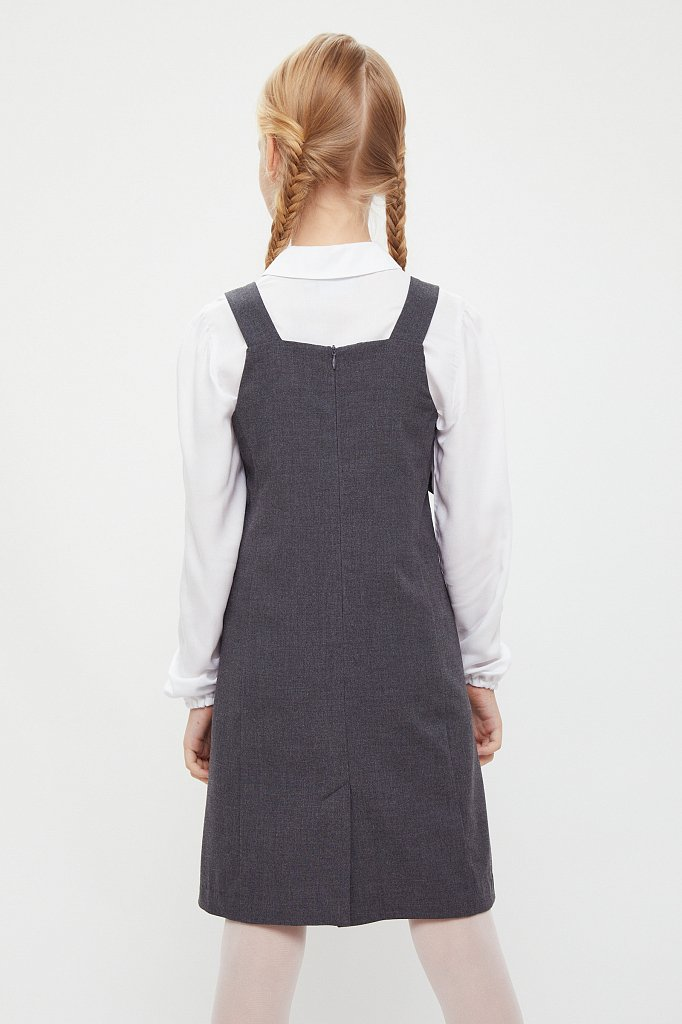 Платье для девочки, Модель KA20-76007R, Фото №4
