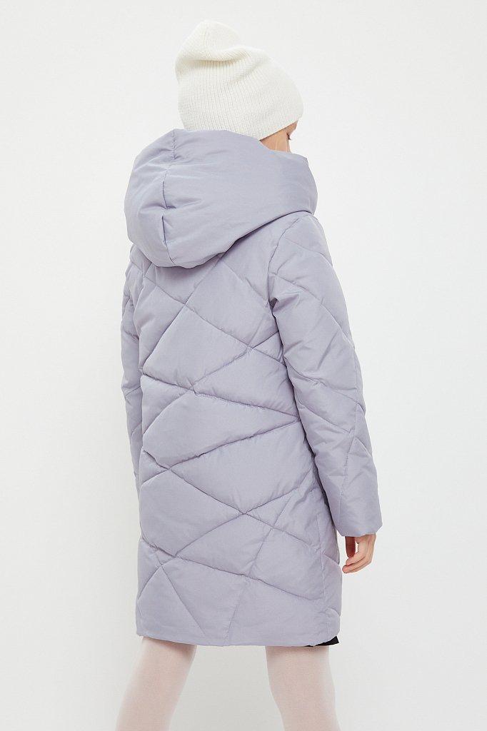 Пальто для девочки, Модель KA20-71002, Фото №4