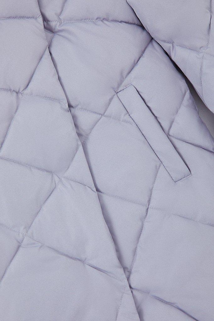 Пальто для девочки, Модель KA20-71002, Фото №6