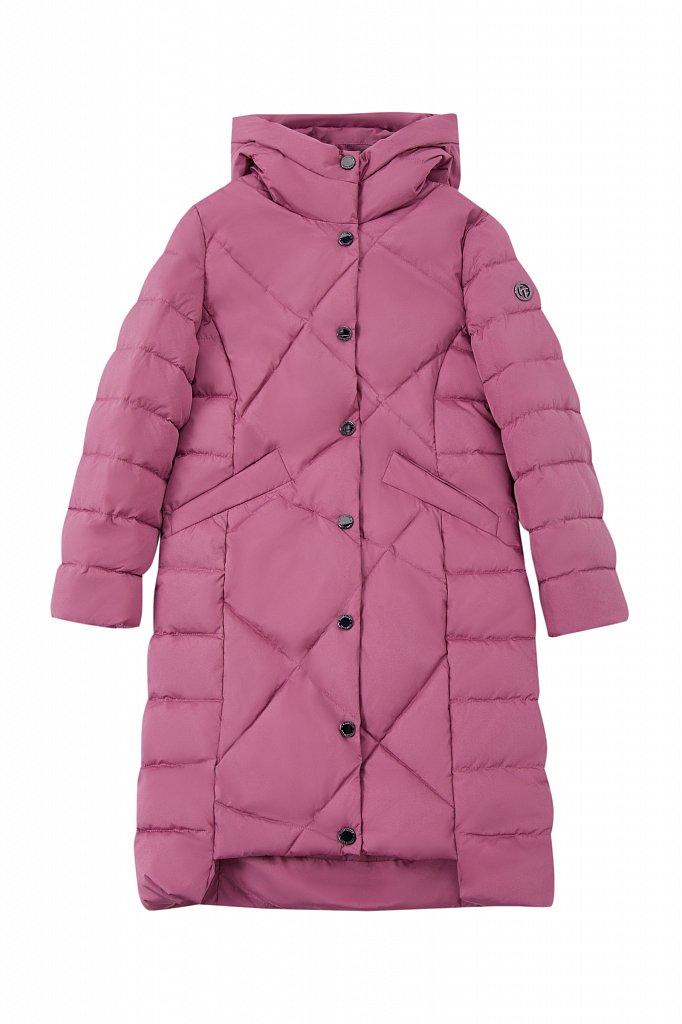 Пальто для девочки, Модель KA20-71001, Фото №7