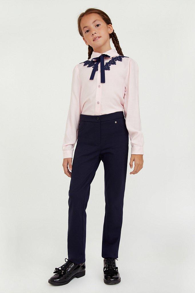 Блузка для девочки, Модель KA20-76004R, Фото №2