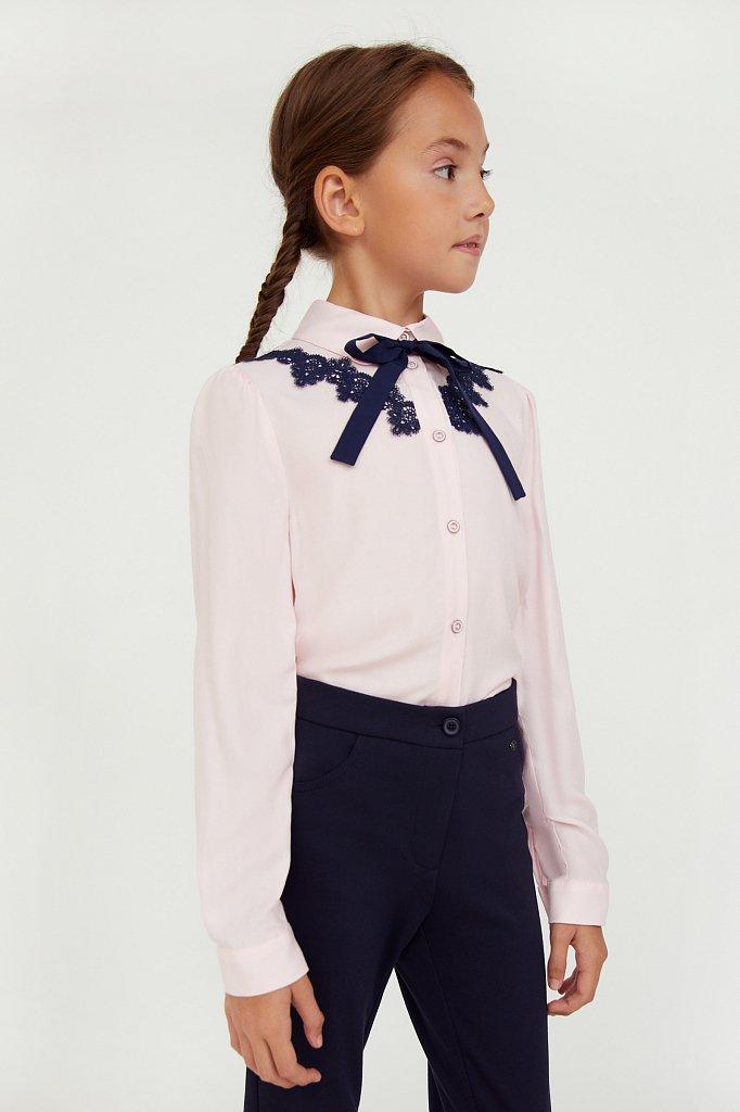 Блузка для девочки, Модель KA20-76004R, Фото №3