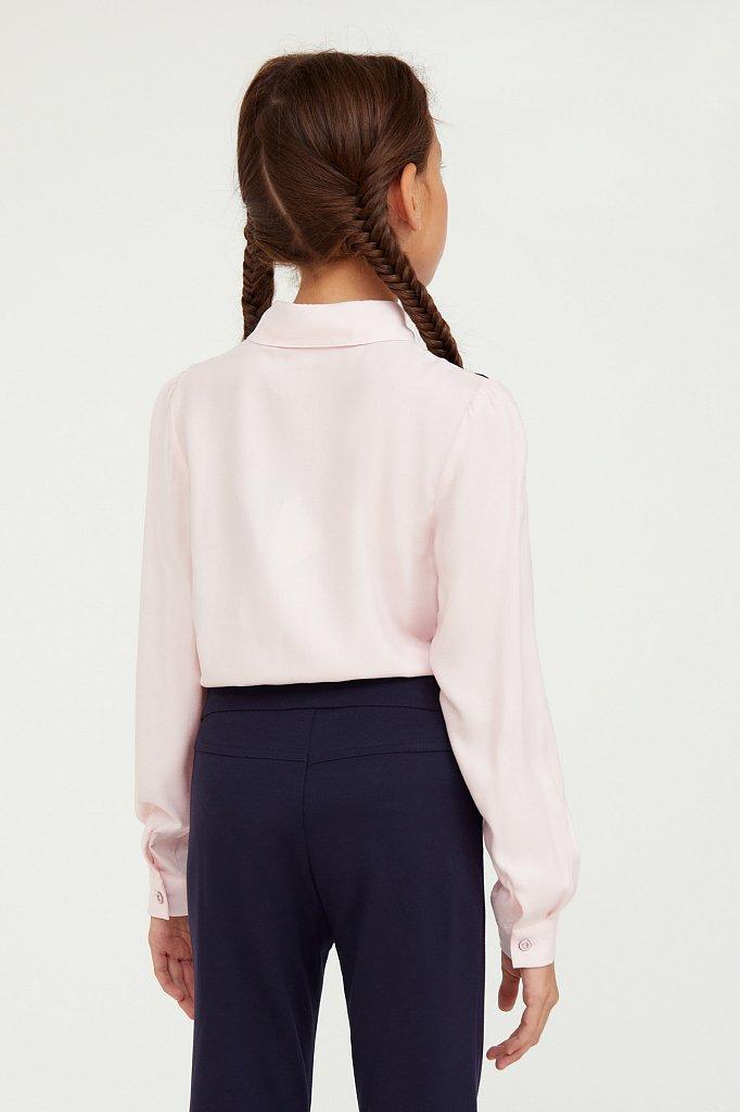 Блузка для девочки, Модель KA20-76004R, Фото №4