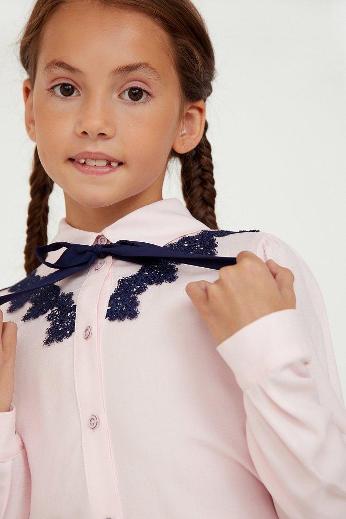 Блузка для девочки, Модель KA20-76004R, Фото №5