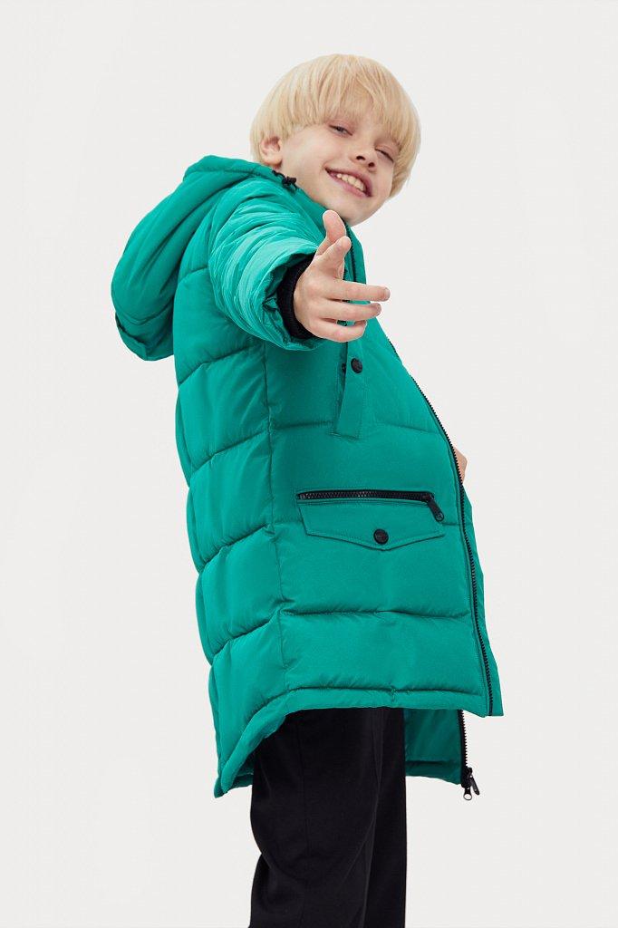 Полупальто для мальчика, Модель KA20-81004, Фото №3