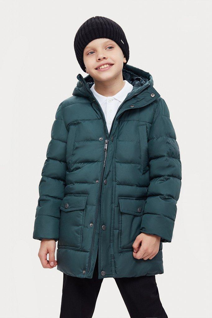 Полупальто для мальчика, Модель KA20-81007, Фото №2