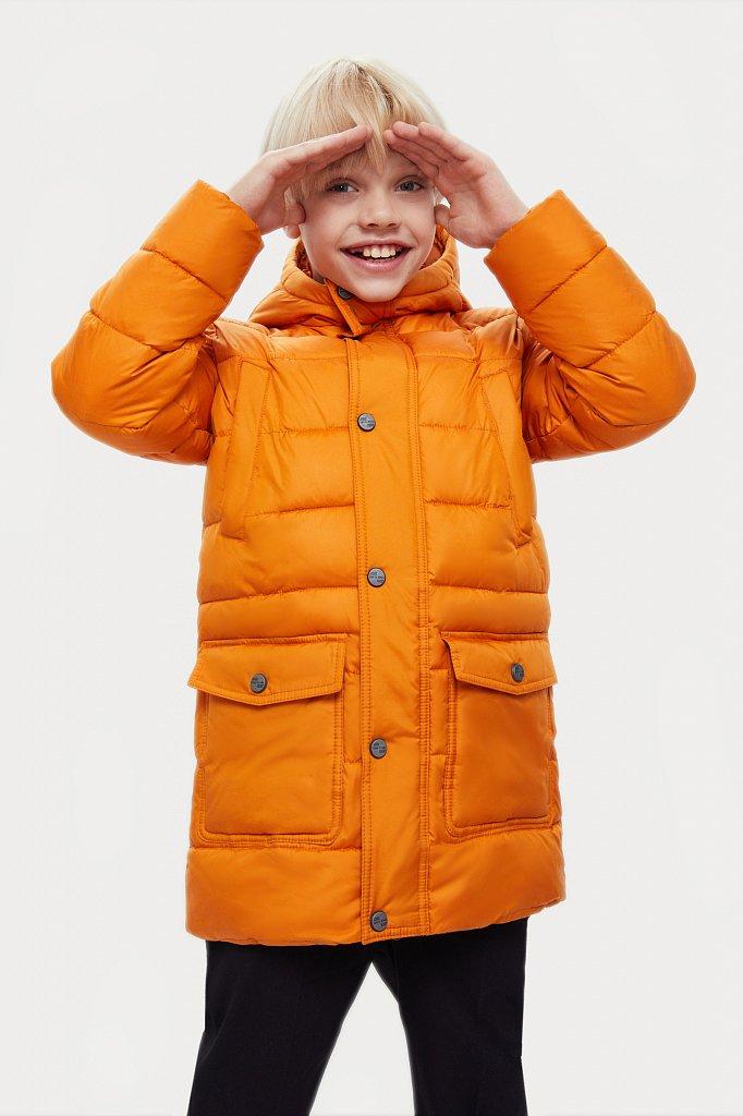 Полупальто для мальчика, Модель KA20-81007, Фото №1
