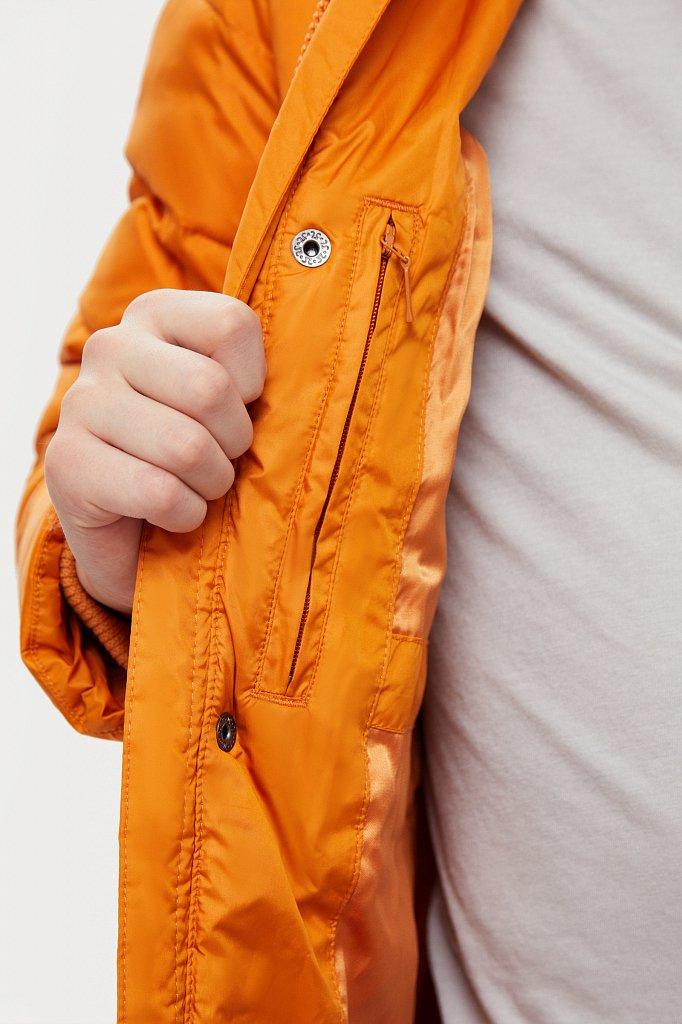 Полупальто для мальчика, Модель KA20-81007, Фото №5
