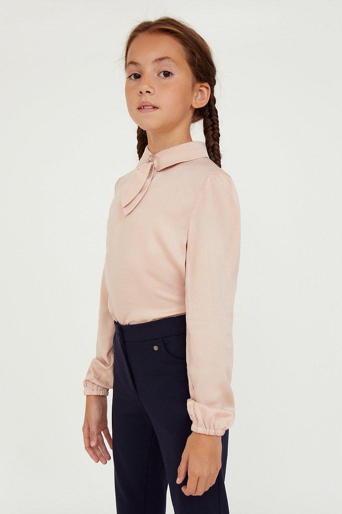 Блузка для девочки, Модель KA20-76002, Фото №3