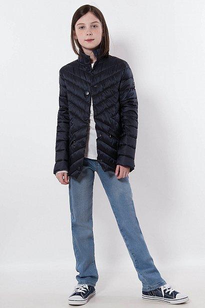 Куртка для девочки, Модель KB18-71001, Фото №3