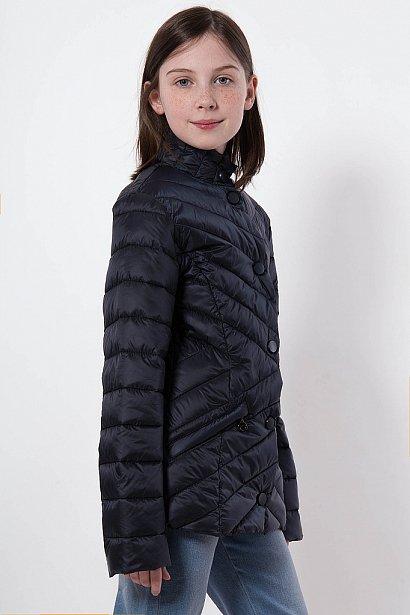 Куртка для девочки, Модель KB18-71001, Фото №4