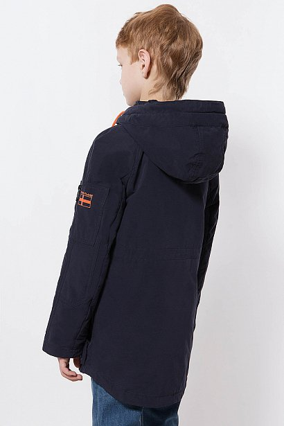 Куртка для мальчика, Модель KB18-81001, Фото №4