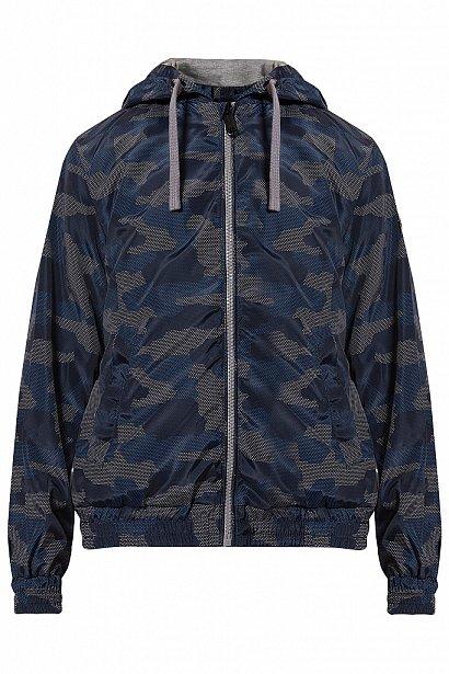 Куртка для мальчика, Модель KB18-81004, Фото №1
