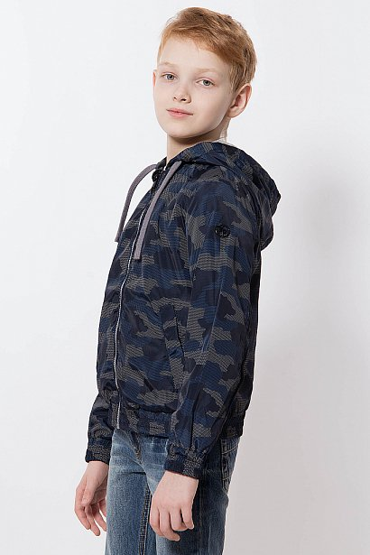 Куртка для мальчика, Модель KB18-81004, Фото №4