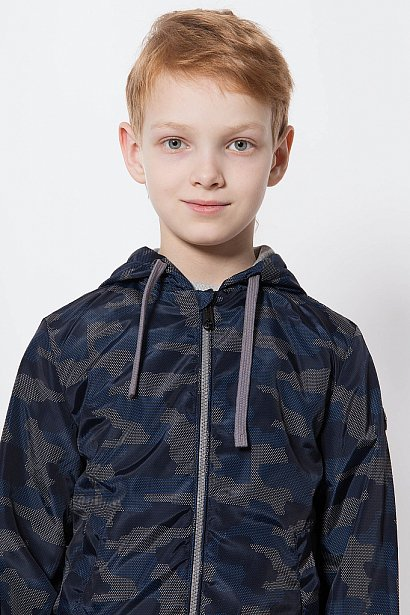 Куртка для мальчика, Модель KB18-81004, Фото №6