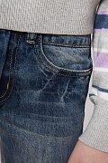Брюки для мальчика (джинсы), Модель KB18-85017, Фото №6