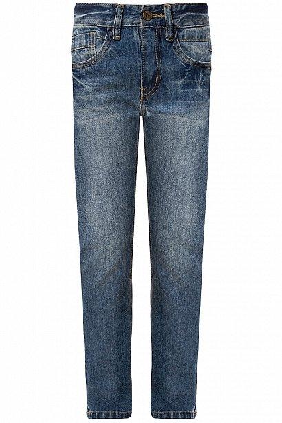 Брюки для мальчика (джинсы), Модель KB18-85017, Фото №1